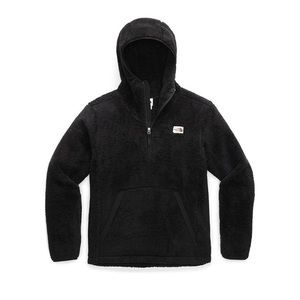 THE NORTH FACE CAMPSHIRE Black Fleece Hoodie